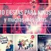 Cumpleparty Kids: 10 fiestas de cumpleaños infantiles + catálogo