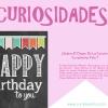 Curiosidad: El origen del cumpleaños feliz