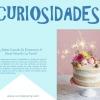 Curiosidad: El origen de las velas del pastel de cumpleaños