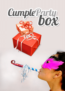 Cumple Party Box