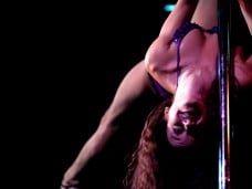 Las más sexy: Poledance Barcelona bailes insinuantes