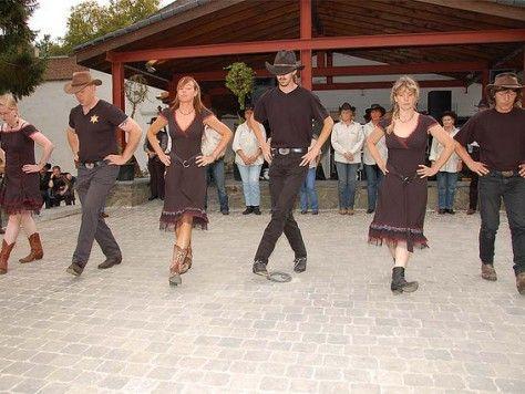Fiesta country al más puro estilo del Oeste