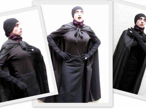 Baronesa Arabella Nosferatu show cómico