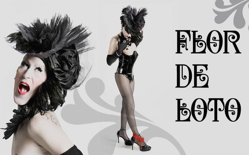 Drag Queen para tu fiesta en Barcelona con Flor de Loto