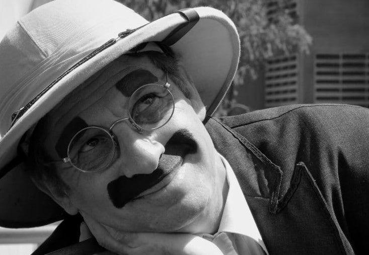 Groucho Marx y Charlotte en tu fiesta en Barcelona