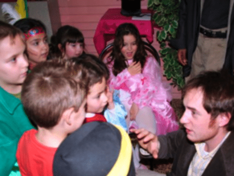 Yo soy mago: taller de magia infantil para celebrar mi fiesta de cumpleaños en Barcelona