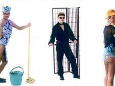 Petter, tres personajes cómicos en uno para tus fiestas en Barcelona