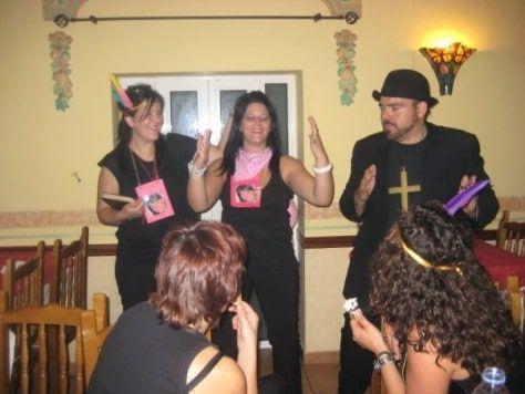 Padre Judas: show de humor picante. un cura sexólogo para morirse de risa con su show en Barcelona