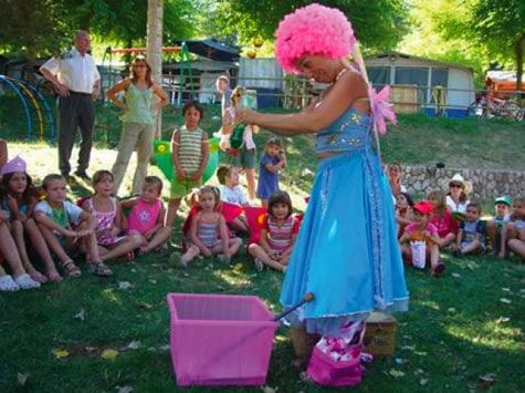 Fiesta tem tica para princesas ideas para fiestas de - Juegos infantiles para jardin de fiestas ...