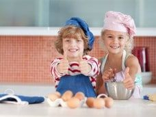 Taller cocina infantil: yo soy el chef