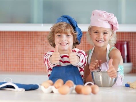 Taller cocina infantil: yo soy el chef en Barcelona