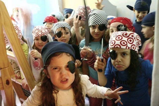 Fiesta Tem 225 Tica De Piratas Ideas Para Fiestas De