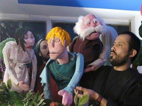 Taller profesional para construir una marioneta