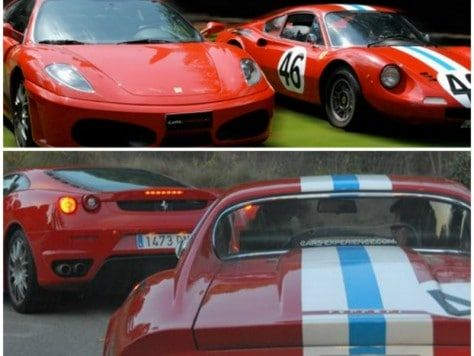Conduce dos Ferrari en Barcelona: 40 años de historia