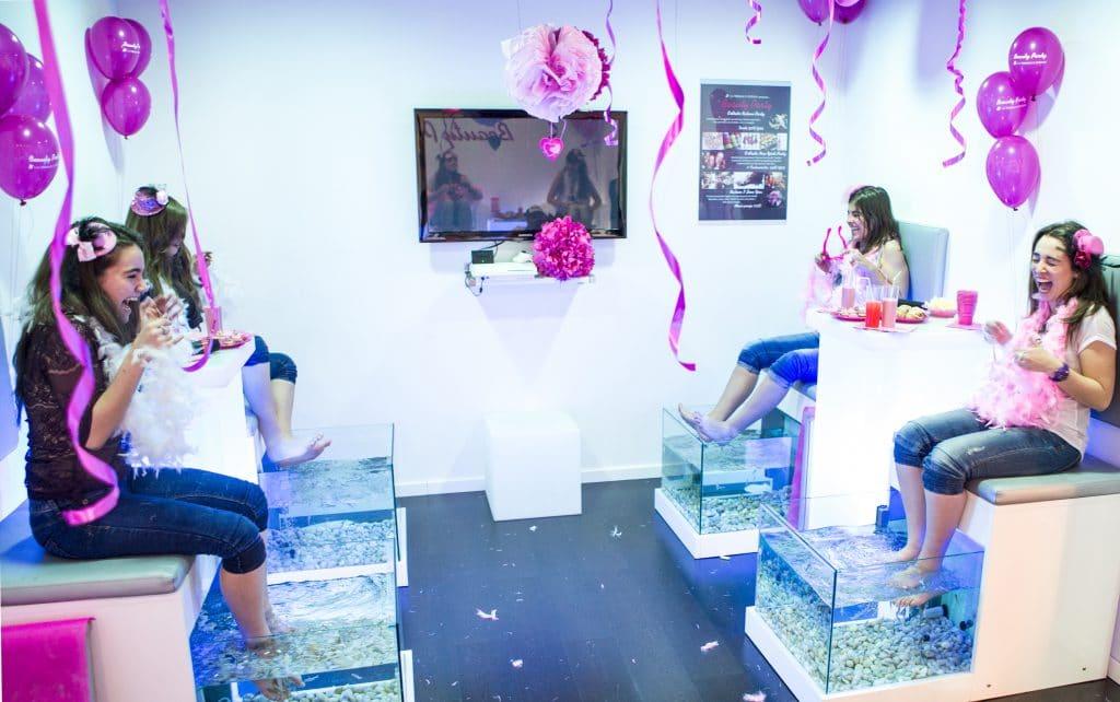 Beauty party teenagers ideas para fiestas de cumplea os - Ideas cumpleanos nina 7 anos ...