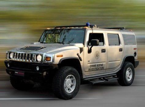Conduce un 4x4 de lujo por Barcelona HUMMER-H2