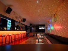 Sala pub privado para fiestas