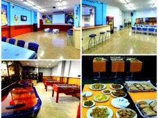 Sala privada para eventos - fiestas adultos e infantiles