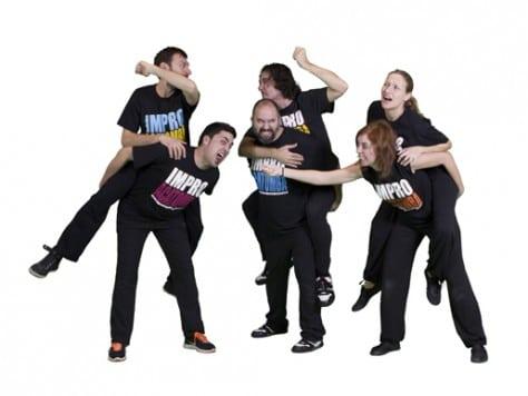 Obra de teatro improvisada en Barcelona. Animaciones de improvisación