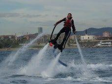 Vuelo con Flyboard