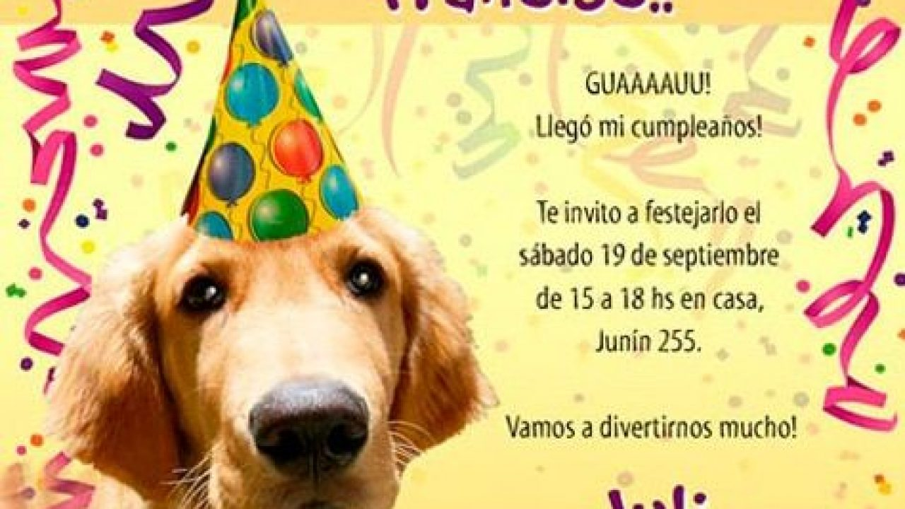 Tarjetas De Invitación De Cumpleaños Ideas Para Fiestas De