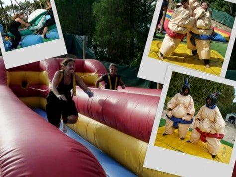 Celebra el cumplea os al aire libre ideas para fiestas - Actividades cumpleanos adultos ...