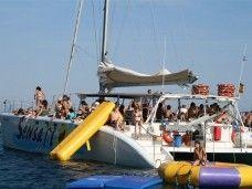 Fiesta BBQ en Catamarán - Ideas para Fiestas de cumpleaños