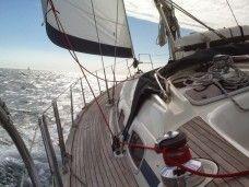 regala una regata en velero en Barcelona