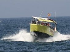 Speed Boat en Barcelona