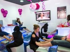 beauty party para todas las edades