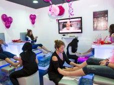 beauty party con tupper shopper para todas las edades en Barcelona