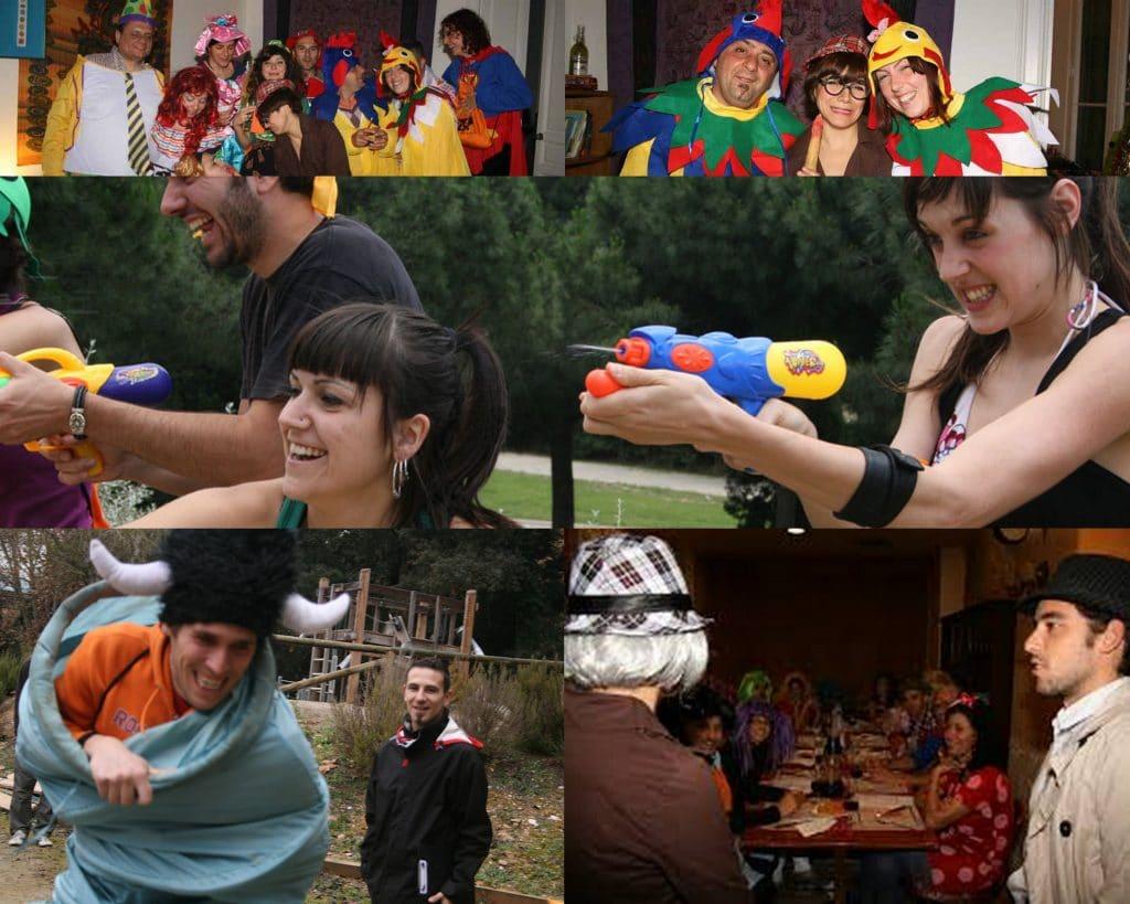 Cumpleaos de adultos originales fiesta washi tape - Fiestas cumpleanos originales adultos ...