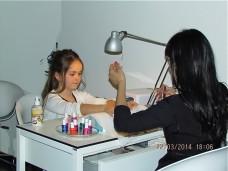 beauty party para cumpleaños infantiles