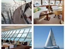 velero y cena
