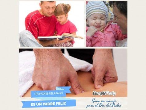 Dia del padre: un padre relajado es un padre mejor