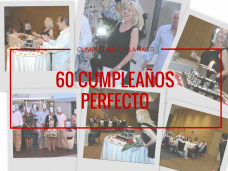 60 cumpleaños sopresa ideal con cumpleparty planner
