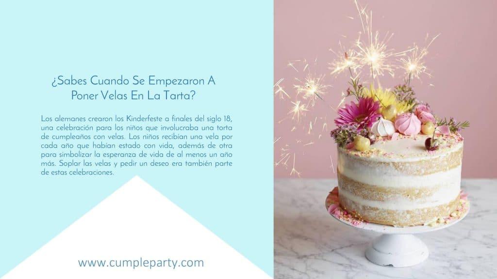 El origen del pastel de cumpleaños