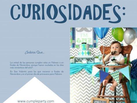 Curiosidades: nacer en febrero o noviembre es de lo más romático