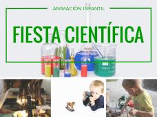 Fiesta científica animación