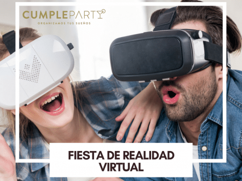 Fiesta de Realidad Virtual en Barcelona - Ideas para cumpleaños