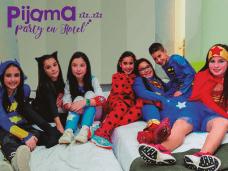 Pijama Party: una fiesta de pijamas en el hotel para tus hijos
